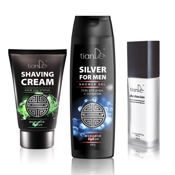 Powerful» products for powerful men