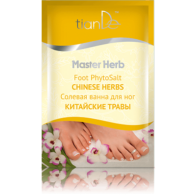 Chinese Herbs Foot Phyto Salt