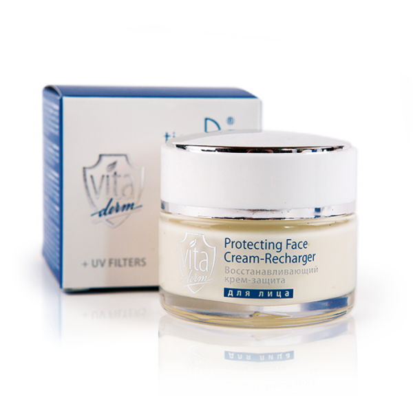 Protecting Face Cream-Recharger