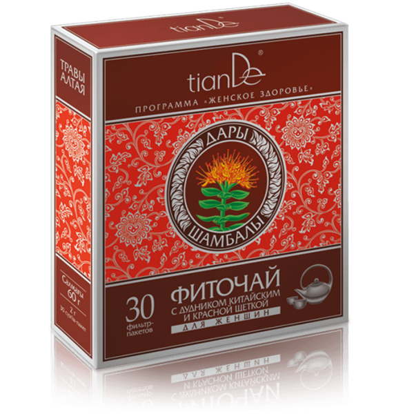 """Phytotea """"With Angelica Sinensis and Rhodiola"""""""